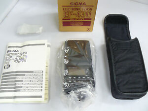 Sigma - EF-430MA SUPER Electronic Flash for Minolta and some Sony Alpha