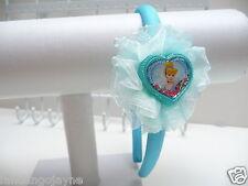 Disney rosette  Aliceband turquoise - Costume Jewellery Headbands