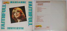 """Marianne Faithfull - SuperStar - Italy 12"""" LP vinyl"""