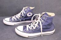 CB247 Converse All Star Classic Chucks High-Top Sneaker Gr. 36 Canvas blau