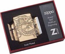 ZIPPO GOLDEN DRAGON armor case 360° Multicut SPECIAL EDITION 2016/17 60002847