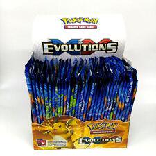 New 324 PCs 36 Packs Lot EVOLUTIONS Pokemon Mixed Trading Cards Game TCG MEGA EX