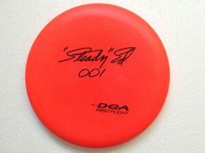 """1st run DGA """"Steady"""" Ed 001 golf disc. 165. NEW"""