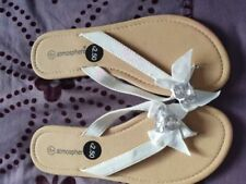 Atmosphere Flat (0 to 1/2 in) Flat Sandals Sandals for Women