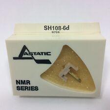 Phonograph Ago Shure N-70B in Astatic Pkg SH108-6D, NOS / Nuovo e Confezionato