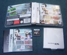 FIFA 06 -EURO- Nintendo DS NTR-AF6P-EUR + boitier aluminium
