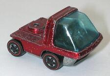 Redline Hotwheels Red The Heavyweights Cab oc15951