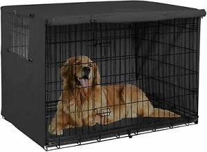 Explore Land Dog Crate Cover Durable Polyester Pet Universal Fit 48 Inch NEW