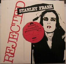 STANLEY FRANK - REJECTED 4 song 12 in EP ss co Canada PUNK Rock oop rare L@@K