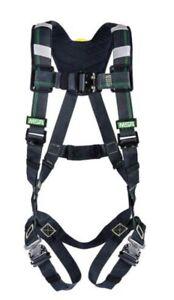 MSA 10150148 Evotech Arc Flash Harness Full-Body