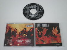 METALLICA/carga (Vértigo 532 618-2) Cd Álbum