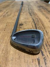 Wilson Deep Red SW sand Wedge  - Fat Shaft Right Handed Ladies Graphite