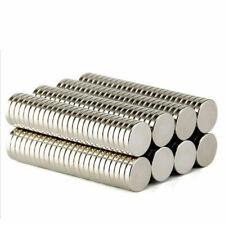 NdFeB Neodymium Strong Magnets N52 Round Disc 10*3mm 5*3mm 5*10mm LpwFXO3