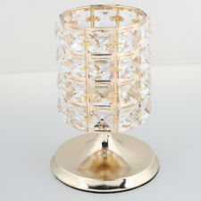 Bling Crystal Votive Tealight Candle Holder Wedding Table Centerpieces #3 M