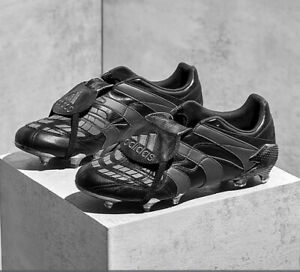 Adidas Predator Accelerator FG Eternal Class Blackout UK10.5