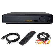 DVD Player 1080P UHD Spieler VCD CD mit Fernbedienung HDMI AV USB für TV Player