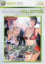 USED Rumble Roses XX (Platinum Collection) japan import Xbox 360