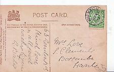 Genealogy Postcard - Family History - Love - Boscombe - Hampshire  Y946
