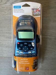 Dymo LT-100H LetraTag Handheld Label Maker - New In Sealed Pack