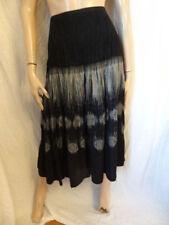 Per Una Calf Length Viscose A-line Skirts for Women