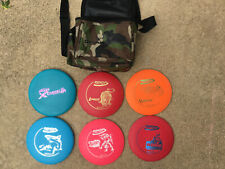 Disc Golf Lot *Plus Bag*