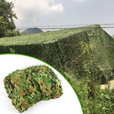 26Ft Camouflage Nets, Decorative Shade for Camping Hidden Camouflage Net, 8M×8m