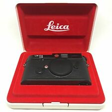 [MINT in BOX] Leica M6 0.72 35mm Rangefinder Body Black from japan 620