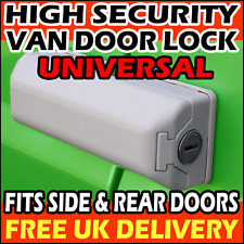 Ford Transit 2000-2018 Rear OR Side Sliding Door High Security Van Dead Locks