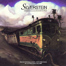 Silverstein, Arrivals & Departures, Very Good, Audio CD