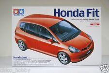 Tamiya 24251 1/24 Scale JDM Honda Fit GD2 Jazz GD1 1.3L L13A i-DSI CVT Model Kit