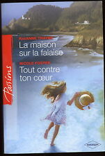Livre HARLEQUIN..Collection PASSIONS...n° 99...2 Romans