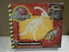 Jurassic Park Dino-Bones 3D Wooden Kit- Parasaurolophus- New- W50