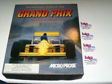 FORMULA 1 GRAN PRIX BOXATO BY GEOFF CRAMMOND!!