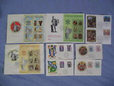 Vatican City 1983 Compete FDC Year Set