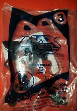 McDonald's Max Steel Miles Dread Happy Meal Toy #3 New 2014