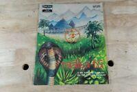 Radio Shack Tandy Trs-80 Color Computer Rare Raaka-tu Game Book Only