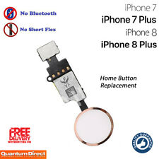 iPhone 7 Plus Complete Home Button Replacement NO Bluetooth Required ROSE GOLD
