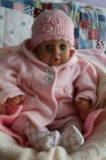 """Large 24"""" baby/ toddler Doll for Play or Reborn"""