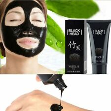 Korea Charcoal Black Face Mask Whitening Blackhead Remover Deep Cleansing Peel