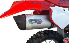 SILENCIEUX GPR FURORE ALU HONDA XR-R 250 400 1992/02