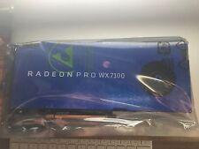 AMD Radeon Pro WX7100 8GB 256-bit GDDR5 Workstation Video Card 100-505826