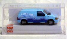 """Busch 44652: Dodge Ram Van """"Sparkling Spring"""", Fertigmodell in H0 - NEU & OVP"""