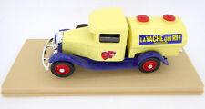"""Eligor 1088E Ford V8 Citerne A'Lait 1934 """"La Vache qui Rit"""" 1/43 Model Car -mint"""
