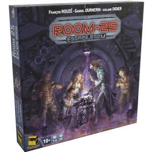 Room 25: Escape Room Expansion