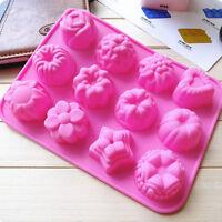 Muffin Silikon Backform.Kuchenform Muffinform/Muffinförmchen/Muffinbackform Neu.