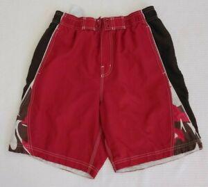 Speedp Men's Boardshorts, Red,  Size Small, EUC!