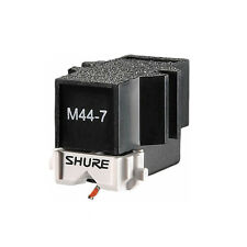 Shure M447 Cartridge & Stylus for Scratching and Listening Brand New!