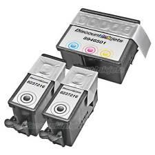 3pk #10 Ink Cartridges for Kodak Black & Color Set EasyShare 5100 5300 5500