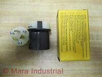 Hubbell HBL2311 Plug 20A 125V