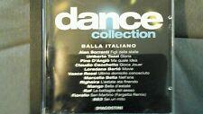 COMPILATION - DANCE COLLECTION. BALLA ITALIANO. EDIZIONE DEAGOSTINI. CD